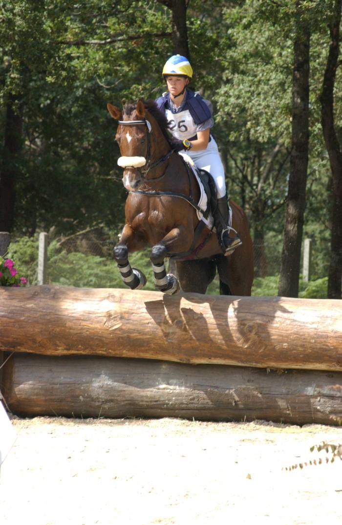 EM Saumur 2005