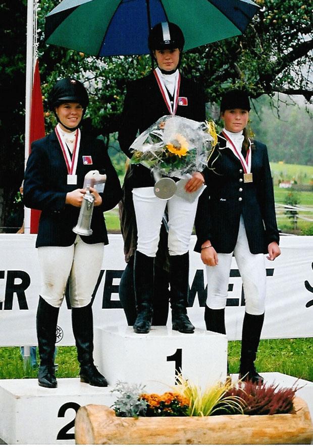 SM Junioren 2004